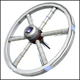3D Model of the DDA Space Station